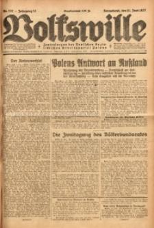 Volkswille, 1927, Jg. 12, Nr. 132