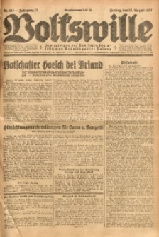 Volkswille, 1927, Jg. 12, Nr. 183