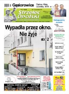 Strzelec Opolski : twój tygodnik regionalny : Strzelce Opolskie, Izbicko, Jemielnica, Kolonowskie, Leśnica, Ujazd, Zawadzkie, Toszek 2019, nr 37 (1043).
