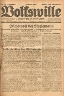 Volkswille, 1927, Jg. 12, Nr. 255
