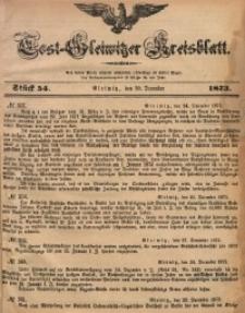 Tost-Gleiwitzer Kreisblatt, 1873, Jg. 31, St. 54
