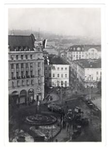 Lwów. Plac Mariacki
