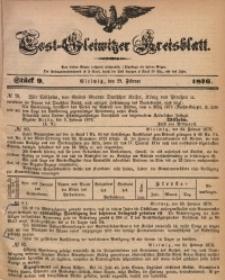 Tost-Gleiwitzer Kreisblatt, 1876, Jg. 34, St. 9