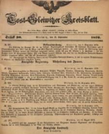 Tost-Gleiwitzer Kreisblatt, 1876, Jg. 34, St. 38