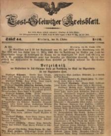 Tost-Gleiwitzer Kreisblatt, 1876, Jg. 34, St. 44