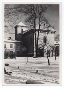 Lwów. Kościół Św. Łazarza