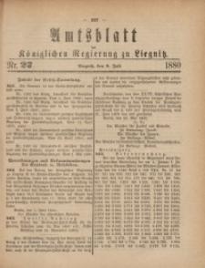 Amts-Blatt der Königlichen Regierung zu Liegnitz, 1880, Jg. 70, Nr. 27