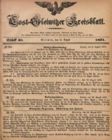 Tost-Gleiwitzer Kreisblatt, 1875, Jg. 33, St. 35