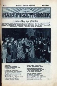 Mały Przewodnik 1936, nr 2