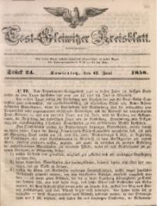 Tost-Gleiwitzer Kreisblatt, 1858, Jg. 16, St. 24
