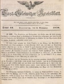 Tost-Gleiwitzer Kreisblatt, 1858, Jg. 16, St. 44