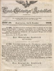 Tost-Gleiwitzer Kreisblatt, 1860, Jg. 18, St. 49
