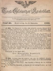 Tost-Gleiwitzer Kreisblatt, 1863, Jg. 21, St. 36