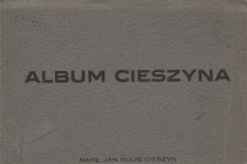 Album Cieszyna (okładka albumu)
