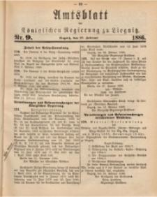 Amtsblatt der Königlichen Regierung zu Liegnitz, 1886, Jg. 76, Nr. 9