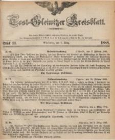 Tost-Gleiwitzer Kreisblatt, 1888, Jg. 46, St. 11