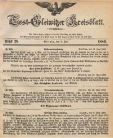 Tost-Gleiwitzer Kreisblatt, 1889, Jg. 47, St. 28
