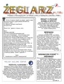 Żeglarz: Biuletyn Informacyjny PKŻ w Nowym Jorku
