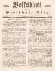 Volksblatt für die Grafschaft Glatz, 1848, Jg. 9, Nr. 32