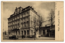 """Hotel """"Prezydenta"""" w Bielsku"""