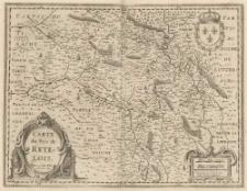 Carte du Pais de Retelois Faicte par Iehan Iubrien Chalonnois. 1641