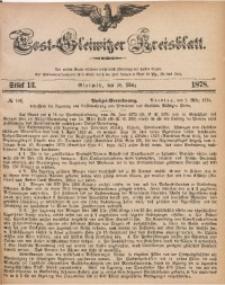 Tost-Gleiwitzer Kreisblatt, 1878, Jg. 36, St. 13