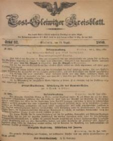 Tost-Gleiwitzer Kreisblatt, 1880, Jg. 38, St. 32