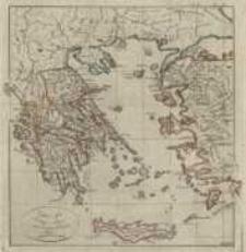 N. II. Grecja brzegi Asji czasu wojny Trojańskiej r. przed [Chrys]t[usem] 1270