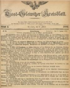 Tost-Gleiwitzer Kreisblatt, 1883, Jg. 41, St. 3