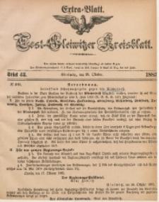 Tost-Gleiwitzer Kreisblatt, 1883, Jg. 41, St. 43