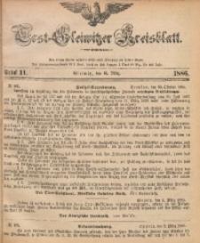 Tost-Gleiwitzer Kreisblatt, 1886, Jg. 44, St. 11