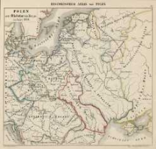 VI. Polen unter Wladislau den Kurzen, im Jahre 1333