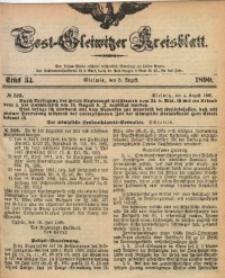 Tost-Gleiwitzer Kreisblatt, 1890, Jg. 48, St. 34