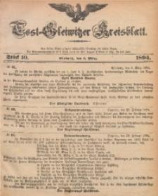 Tost-Gleiwitzer Kreisblatt, 1894, Jg. 52, St. 10