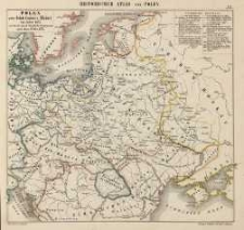 XI. Polen unter Johan[n] Casimir u. Michael im Jahre 1673 verheert durch feindliche Invasionen zwischen 1648 u. 1717