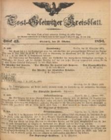 Tost-Gleiwitzer Kreisblatt, 1894, Jg. 52, St. 43