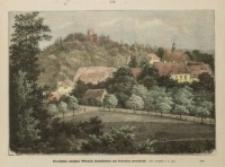 Zwaliska zamku Wlenia (Länhaus) Szląsku pruskim