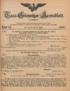 Tost-Gleiwitzer Kreisblatt, 1896, Jg. 54, St. 10