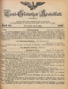 Tost-Gleiwitzer Kreisblatt, 1897, Jg. 55, St. 24