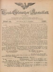 Tost-Gleiwitzer Kreisblatt, 1897, Jg. 55, St. 44