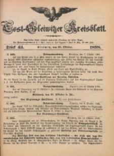 Tost-Gleiwitzer Kreisblatt, 1898, Jg. 56, St. 43