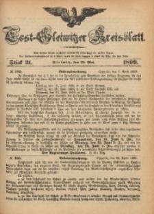 Tost-Gleiwitzer Kreisblatt, 1899, Jg. 57, St. 21