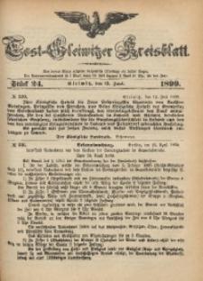 Tost-Gleiwitzer Kreisblatt, 1899, Jg. 57, St. 24