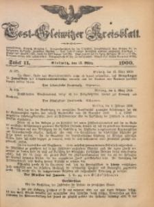 Tost-Gleiwitzer Kreisblatt, 1900, Jg. 58, St. 11