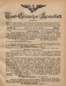 Tost-Gleiwitzer Kreisblatt, 1901, Jg. 59, St. 5