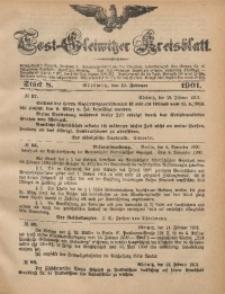 Tost-Gleiwitzer Kreisblatt, 1901, Jg. 59, St. 8