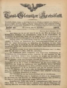 Tost-Gleiwitzer Kreisblatt, 1901, Jg. 59, St. 37