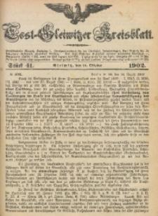 Tost-Gleiwitzer Kreisblatt, 1902, Jg. 60, St. 41