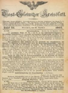 Tost-Gleiwitzer Kreisblatt, 1902, Jg. 60, St. 52