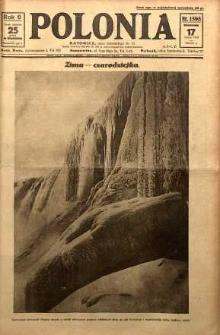 Polonia, 1929, R. 6, nr 1598